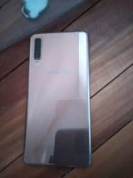 Samsung A7 2018 novinho