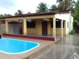 Alugo casa por temporada em peroba Alagoas