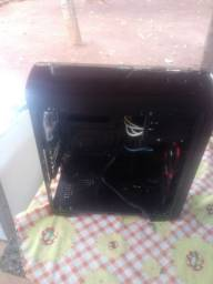 Gabinete gamer warrior  GA 155 USADO