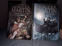 Livros HQ Game of Thrones/ Guerra dos tronos