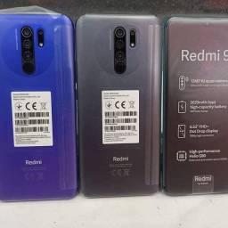 Sensação do momento - Super custo benefício - Redmi 9 prime 4/64 GB novo
