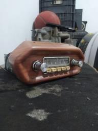 Título do anúncio: Rádios e molduras originais Variant tl Zé do caixão