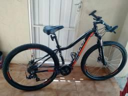 Bicicleta Kaiena preta Sport P/15