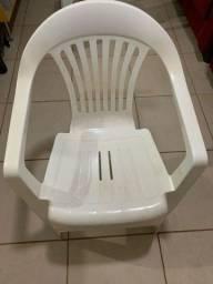 Título do anúncio: Cadeira e puff