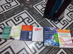 Título do anúncio: Livro de enfermagem mundial