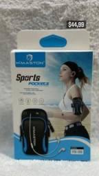 Título do anúncio: pochete impermeável sports pockets h'maston