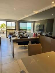 Beira Mar de Intermares - 2 quartos - 69 metros - Já com móveis projetado