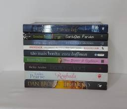 Título do anúncio: livros diversos (usados)
