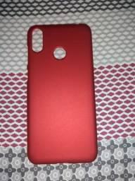 Capa ZenFone Max M2 aveludada
