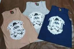 Camiseta Regatas