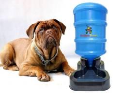 Bebedouro para cachorros e gatos com galão de 20 litros