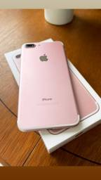 Vendo IPhone 7plus rose 256gb