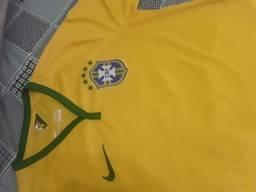 Camisa Original da Seleção Brasileira!