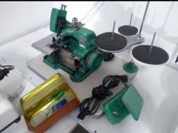 Máquina overloque semi industrial GN1-6D