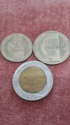 Moedas do Peru