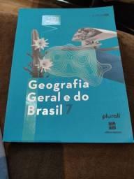 Livro usado - Geografia Geral e do Brasil