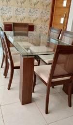 Título do anúncio: Mesa de Jantar Nova + 6 cadeiras