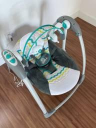 Cadeira De Descanso Automática Bebê Mastela