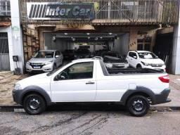Título do anúncio: Fiat STRADA HARD WORKING 1.4 CABINE SIMPLES