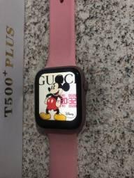 Smart watch t500+ plus novo na caixa