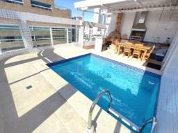 Título do anúncio: Cobertura à venda, 254 m² por R$ 2.000.000,00 - Vila Guilhermina - Praia Grande/SP