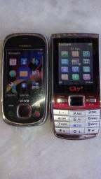 Troco os tres celulares no um celular ou tablet tudo funcionando obs so troco  nao vendo