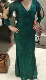 Vestido de festa maravilhoso