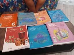 Livros do 6 anos para colégio particular