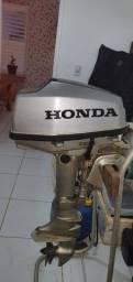 Motor de Popa Honda BF5 4T 5 HP<br><br>