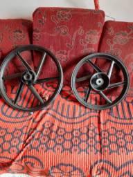 Rodas de liga leves