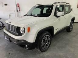 Jeep Renegade 2018 2.0 16v turbo diesel longitude 4p 4x4 automático