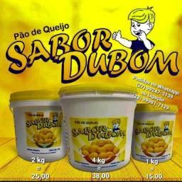 Pão de Queijo Sabor DuBom
