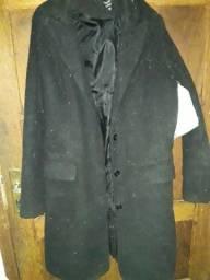 Lindo casaco sobretudo bem quente 38 tamanho