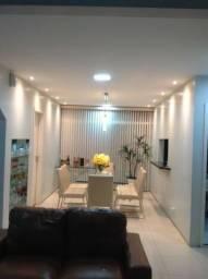 Alugo Casa Duplex em Condomínio na Cohama / 4 Quartos / Toda Projetada / Porcelanato