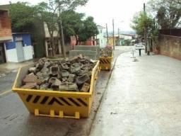 Lixo de Obra? Caixa de entulho - Manaus AM
