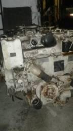 Motor Marítimo MTU.