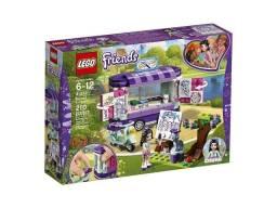A Banca de Arte da Emma - Lego