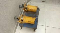 Motor de Indução Trifásico - Jacuzzi - 02 Unidades
