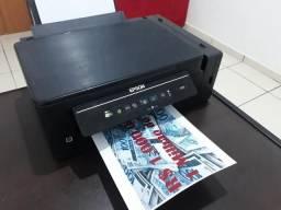 Impressora Epson L395, top para imprimir fotos em Alta qualidade sem medo da tinta acabar!