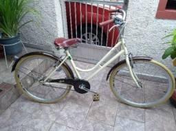 Bicicleta feminina estilosa