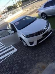 Toyota Corolla Gli banco de couro - 2016