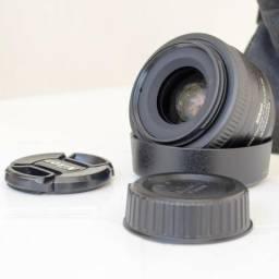 Lente Nikon 35mm nova