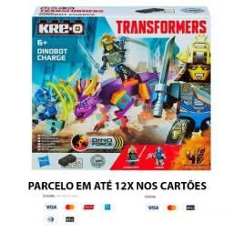 Kre-o TRA Movie Autobot Rider - Hasbro - NOVO