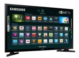 Smart tv 32'' Samsung com controle e nota fiscal