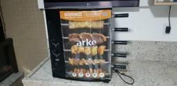 Churrasqueira ARKE 5 espeto giratório