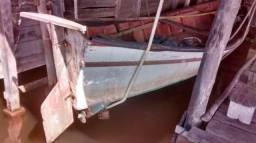 Barco motor Yanmar partida elétrica - 2000