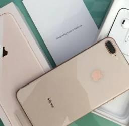 Iphone 8 plus 256gb novo