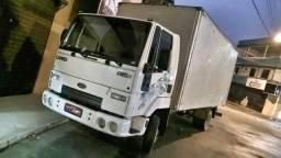 Ford Cargo 815 2010 - Trabalhando - 2010