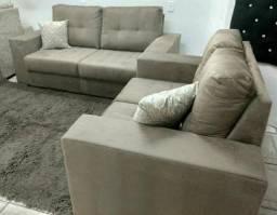 Sofa 2 e 3 lugares Belga