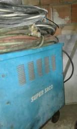Venda de uma máquina de solda elétrica